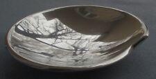 Vintage Nambe Classic Spiral Bowl