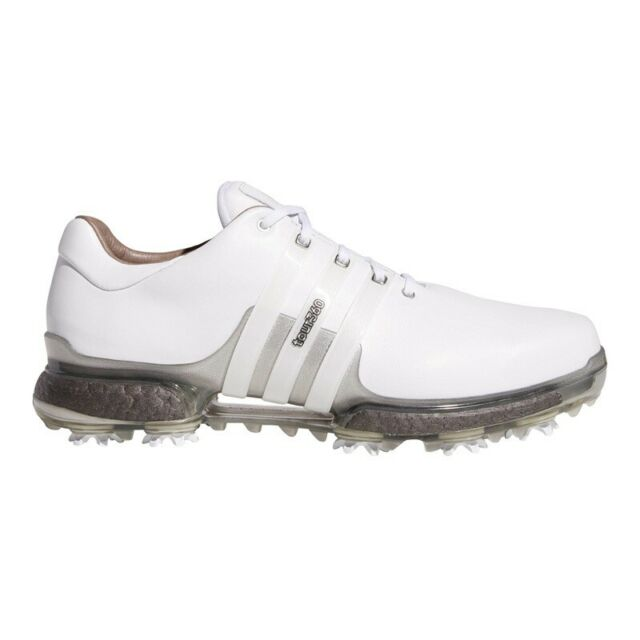 Adidas Mens Tour360 2 0 Golf Shoes Waterproof Climaproof Leather Boost For Sale Online Ebay