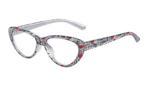 Sexy-Womens-Cat-Eye-Computer-Glasses-Frames-Optical-Eyeglasses-Clear-Lens-Rx