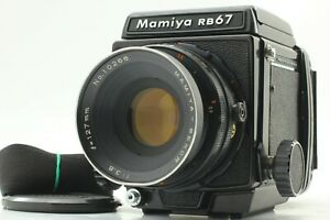 EXC-Mamiya-RB67-Pro-amp-Sekor-127mm-f-3-8-Obiettivo-120-Film-Retro-dal-Giappone