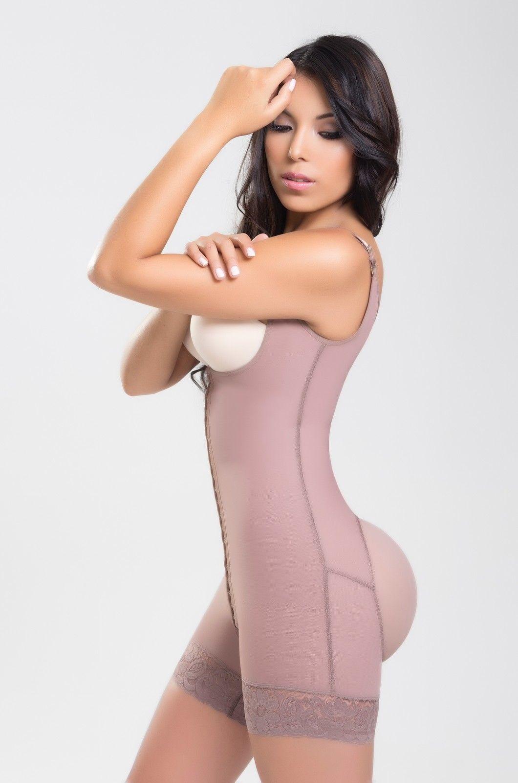 100% ORIGINAL Garments&Fajas Colombianas Levanta Cola Post-Surgery Moldeate Slim