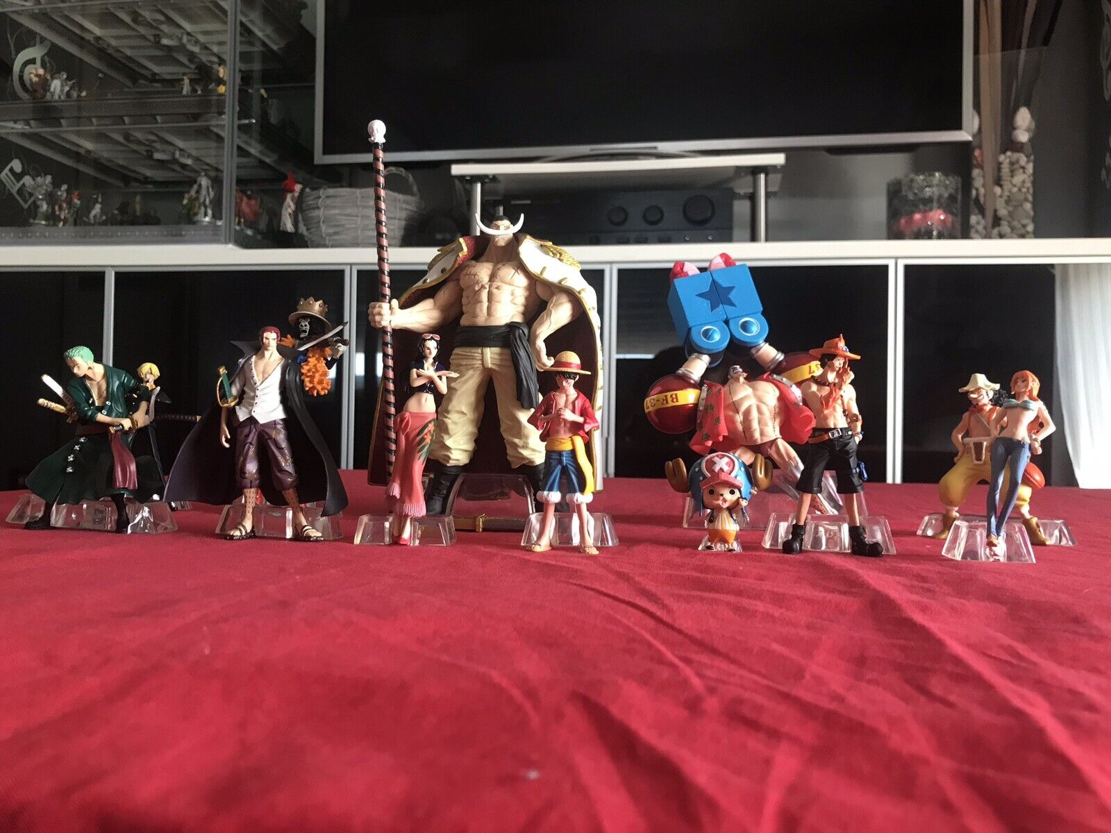 One Piece Mini cifra Hachette