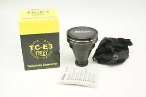 Nikon-Used-TC-E3ED-3X-Telephoto-Converter-In-Excellent-Condition