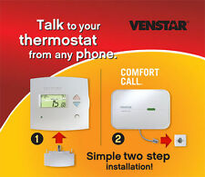 ~Discount HVAC~T2900/ACC0433- Venstar 7-Day Dry Contact Com Tstat & Comfort Call