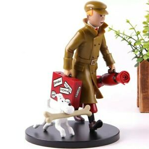 Lot-Figurine-Tintin-Collection-PVC-BD-Dessin-Anime-Aventure-jouet-collector-toy