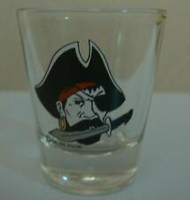 Pirate with Knife Shot Glass ShotGlass
