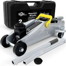Cric hydraulique 2 tonnes changement pneu bricolage voiture valise de transport