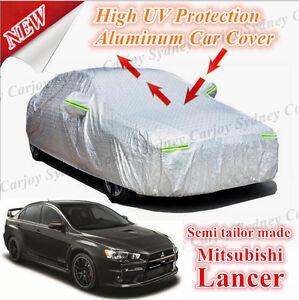 Premium-UV-Protection-Waterproof-Aluminum-Car-Cover-Medium-Mitsubishi-Lancer