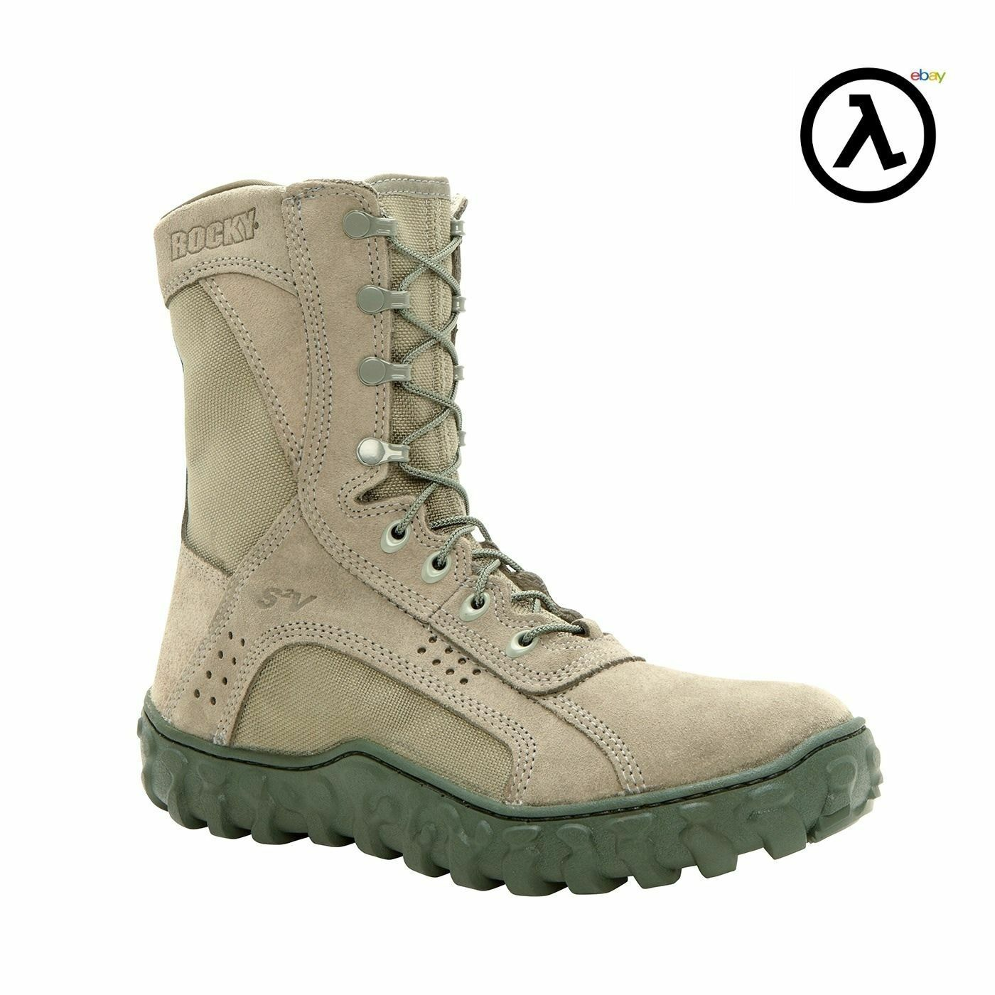 ROCKY S2V MILITARY DUTY DUTY DUTY BOOT FQ0000103   SAGE GREEN  ALL SIZES - SALE fc87a5