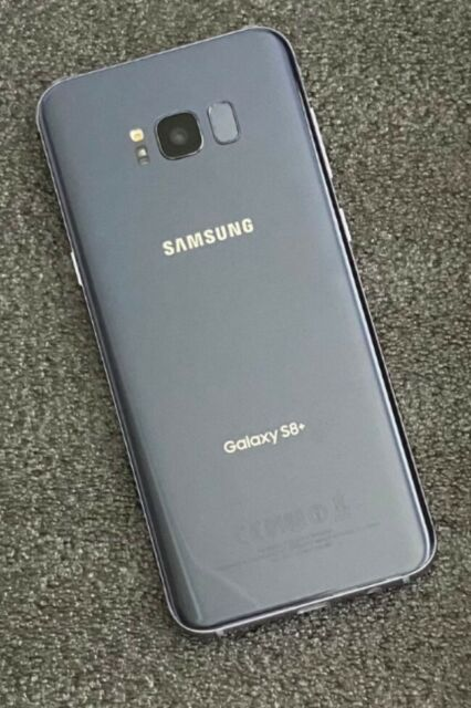 Samsung Galaxy S8+ SM-G955U - 64GB - Orchid Gray (T-Mobile) Smartphone