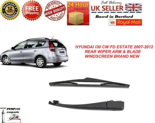 HYUNDAI i30   ESTATE 2007-2012 REAR WIPER ARM /& BLADE WINDSCREEN BRAND NEW