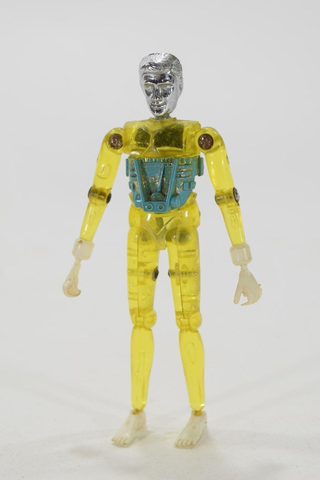 1974 takara vintage microman m101 serie gelb microman barfuß modell abbildung