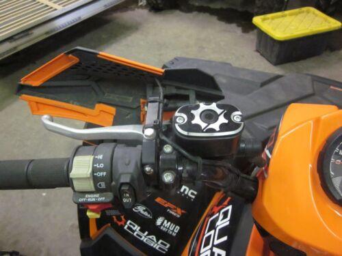 2007-18 Polaris Sportsman Scrambler Billet Front Master Cylinder Cover 2203055