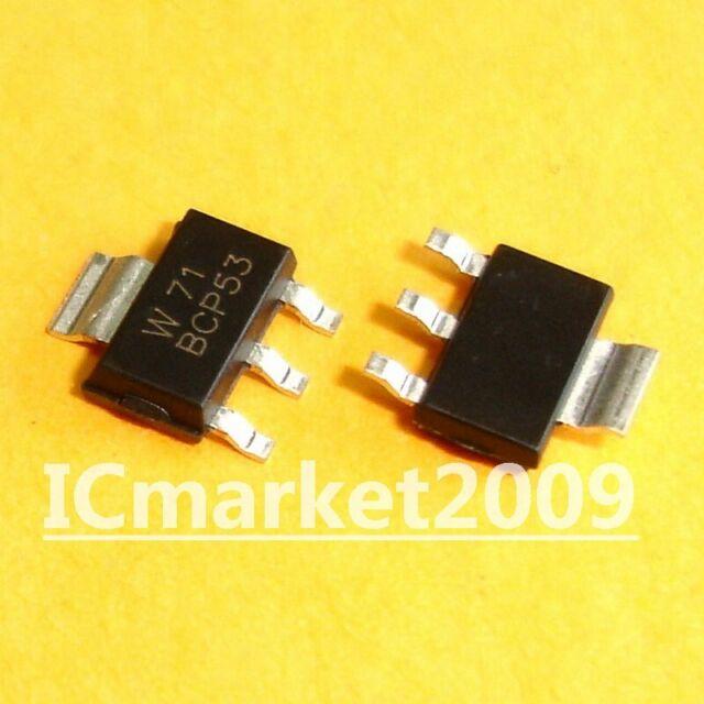 BCP53-16 Transistor pnp 80V 1,0A 1,3W SOT223