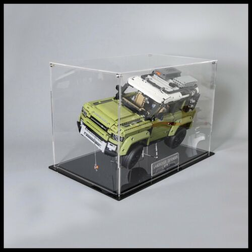 Display Case for the LEGO® Technic™ Land Rover Defender