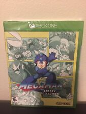 Brand New Factory Sealed Mega Man Legacy Collection for Xbox One