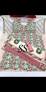 Stylesh-Raw-silk-fabric-block-print-top-with-hand-embroidery-on-all-over-top