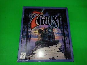 The 7th Guest PC CD ROM Big Box Edition (1992) - B739