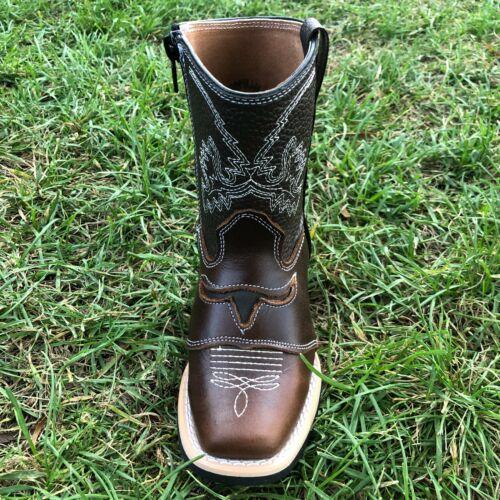 Kids Cowboy Boots Western Botas de Ninos