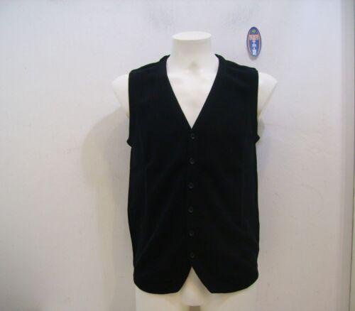 a Vest scollo Open maniche senza Catbalou V Pullover Black Gervasio wRI4TTq