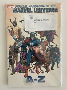 The-Official-Handbook-of-the-Marvel-Universe-A-Z-See-Pics