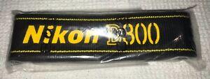 NIKON-D300-GENUINE-NYLON-STRAP