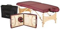 Earthlite Harmony Dx Portable Massage Table Package W/ Headrest - 4 Color Choice
