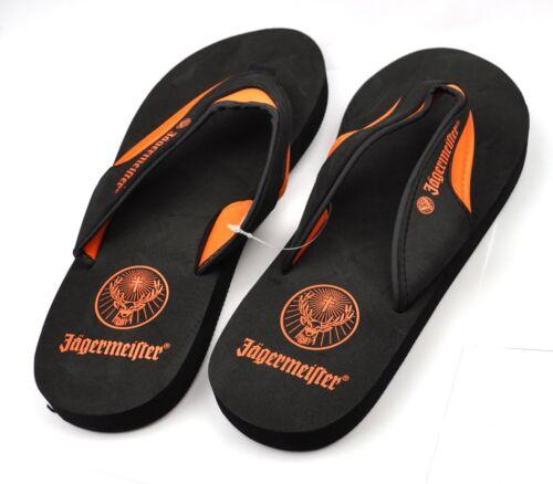 Jägermeister USA Beach Shoes with Bottle Opener S-XXL Slippers Beach Sandals