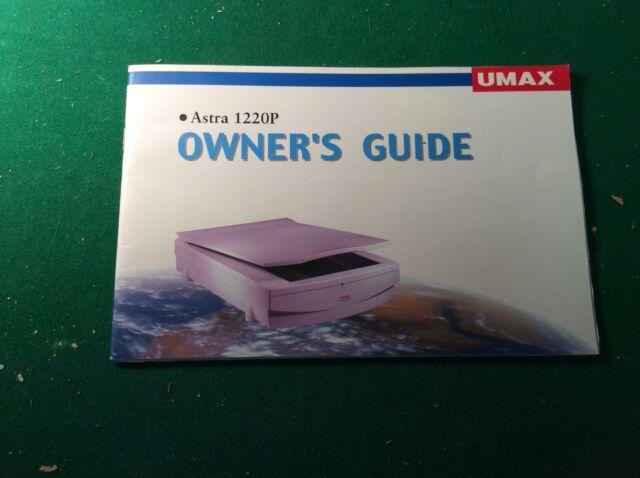 1220P UMAX DRIVER