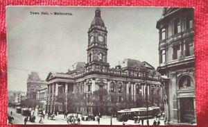 1900-039-s-postcard-Melbourne-Town-Hall