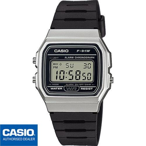 69726fcbc8f Reloj Casio Collection modelo F-91wm-7aef