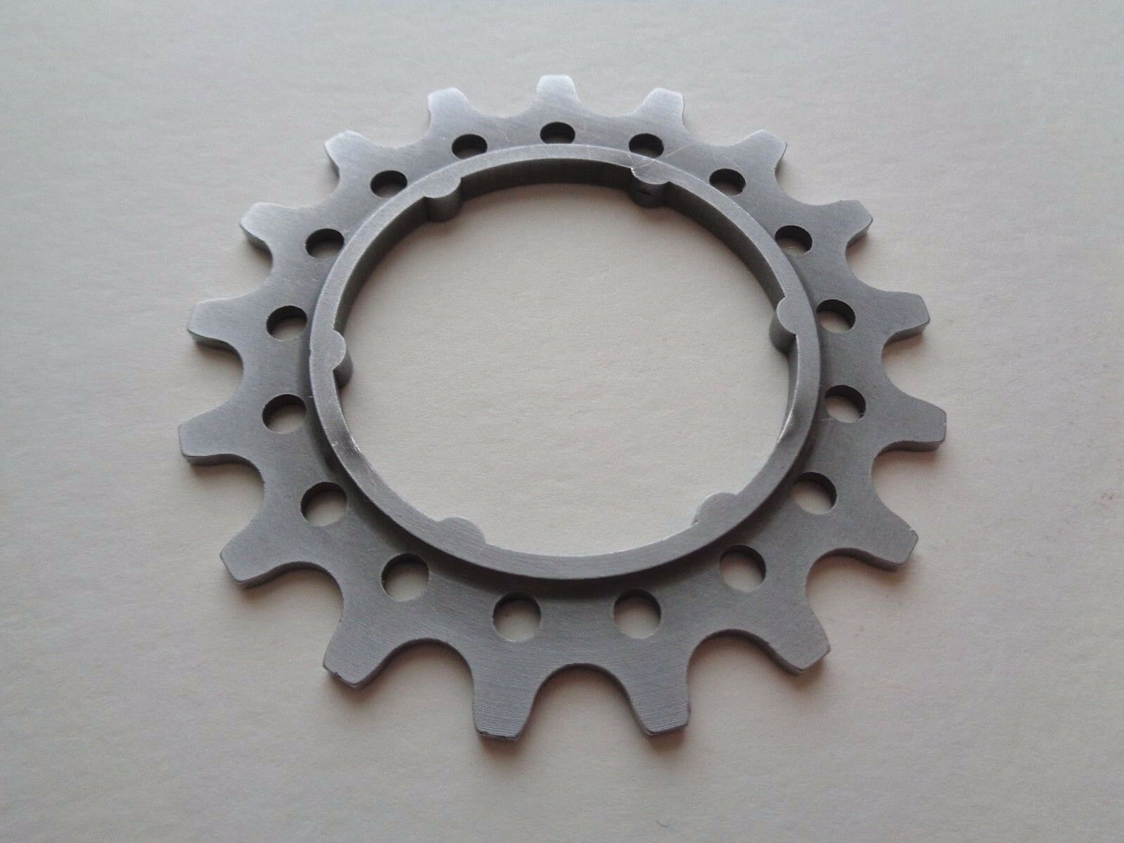 NOS Vintage 1980s Campagnolo N17 Aluminium 17t Italian freewheel  cassette Cog  just for you