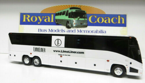 """LimoLiner MA /""""Boston to NY/"""" on an New 11/""""  MCI /""""J/""""  Plastic Bank Bus"""