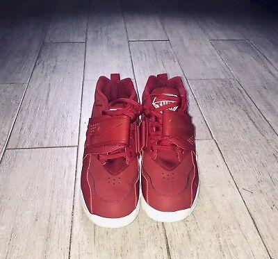 1d8031acaa1 Nike Air Diamond Turf Gym Red   White Size 11 Deion Sanders