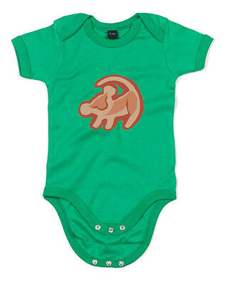 The Lion King inspired Kid/'s Printed T-Shirt Simba Print