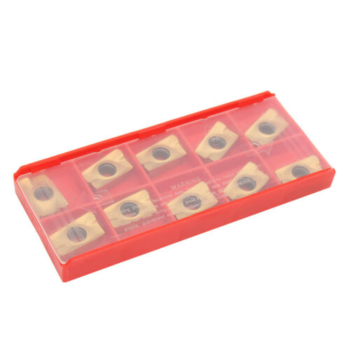 10 LATHE INSERTS APMT 1604 PDER-HT Carbide Inserts 400r Milling Cutter Turning