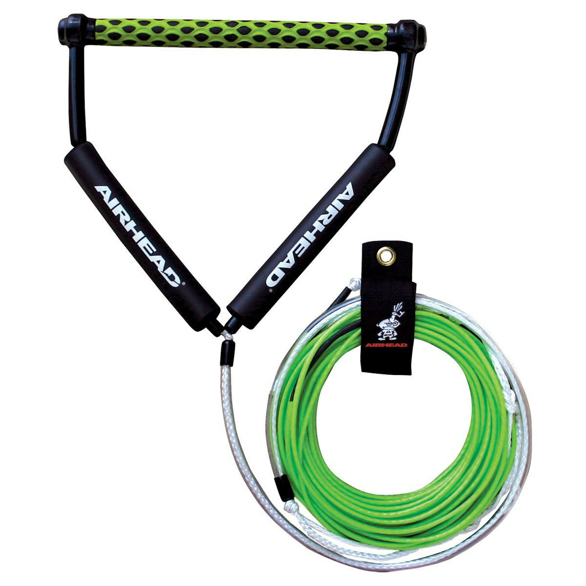 AIRHEAD Spectra Thermal Wakeboard Rope - 70' 5-Section  AHWR-4 NEW