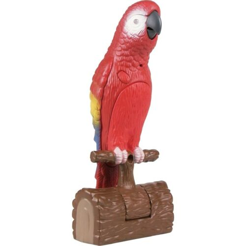 Talking Polly parlant Parrot Bird Toy Records /& répétitions Kids Fun Fantaisie Cadeau