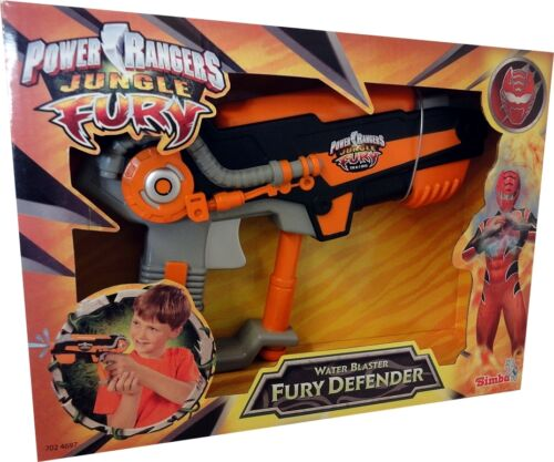 Simba Power Rangers Jungle Fury Water Blaster Fury Defender Sommer Spaß 7024697