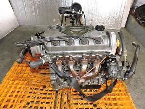 92-95 Honda Civic 1.5L D15B SOHC non-VTEC JDM Engine w Free ... on