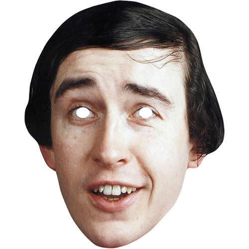 Steve Coogan Celebrity Actor Card Mask All Masks Are Pre Cut Alan Partridge