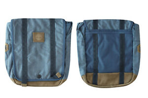 f48d4422a6b Timberland Small Items Pouch Mens Body Bag Blue Polyester J0891 432 ...