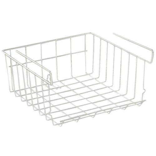 Basket Kitchen Hanger Rack Cabinet Organizer Home Storage Shelf Basket Holder