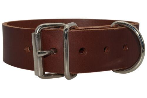 Fixierriemen Blankleder Befestigungsriemen mit D-Ring und Rollschnalle