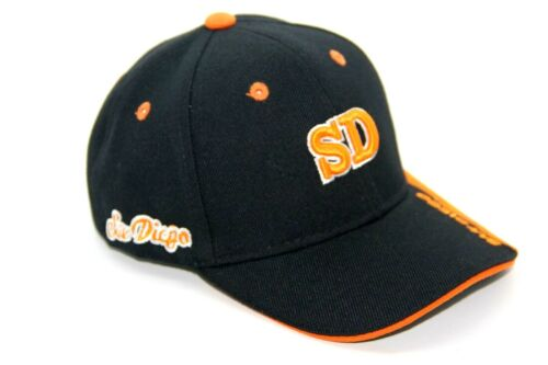 SAN DIEGO SD CITY INFANT BABY TODDLER SIZED BASEBALL CAP HAT ADJUSTABLE