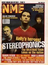 Stereophonics High Llamas St Etienne Catatonia Shaun Ryder Killah Priest NME mag