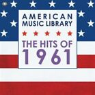 American Music Library The Hits of 1961 Various Artists Audio CD
