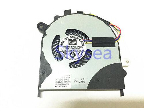 7347 1590 7558 03NWRX 7568 13 7348 CPU Fan DELL Inspiron 15 7359