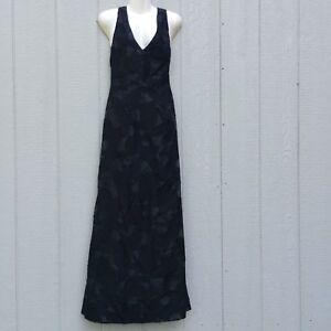 72c5542c7e Vera Wang Women's Dress Size 10 Burnout Organza Gown Mesh Long ...