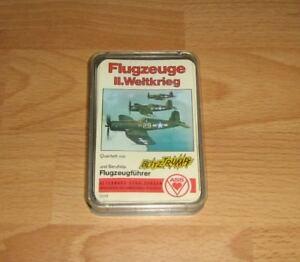ASS Quartett flugzeuge 2 weltkrieg Nr.3228 (1972) - Sierning, Österreich - ASS Quartett flugzeuge 2 weltkrieg Nr.3228 (1972) - Sierning, Österreich